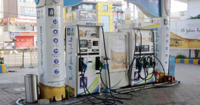 Petrol and diesel prices increased even today