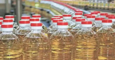 To reduce the prices of edible oils, the central government sets the limit of storage