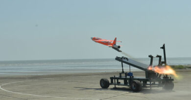 DRDO successfully flight-tested High-Speed Expandable Aerial Target Exercise