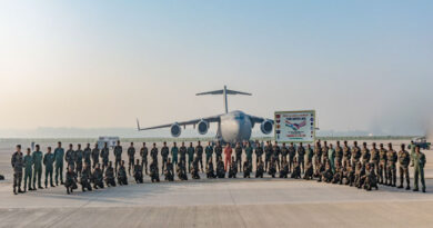 """Indian Army team leaves for US for """"Maneuvers 2021"""""""