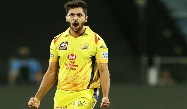 Shardul's entry in Team India for T20 World Cup