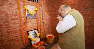 The people of the country have added the word 'Veer' in front of Savarkar's name with great respect and reverence, which no one can erase: Amit Shah